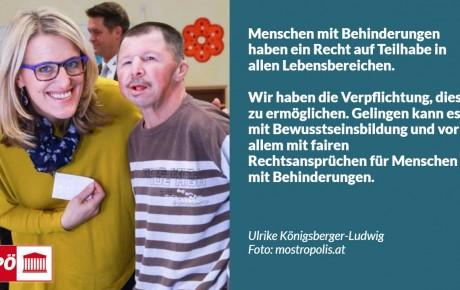 Menschen mit Behinderung 2