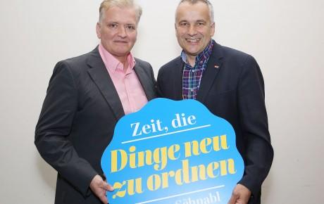 Pressemitteilung Schagerl Klubklausur